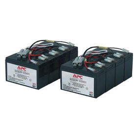 APC Replacement Battery Cartridge #12 для SU3000RMi3U, SU2200RMI3U, SU5000I, SU5000RMI5U (RBC12)
